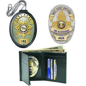 Badges & Badge Accessories