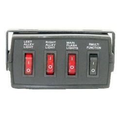 4 Button Control Box