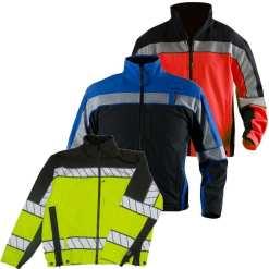 Blauer Colorblock Softshell Fleece Jacket 4670