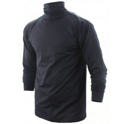 Elbeco UFX Base Layer Turtleneck Shirt - Dark Navy