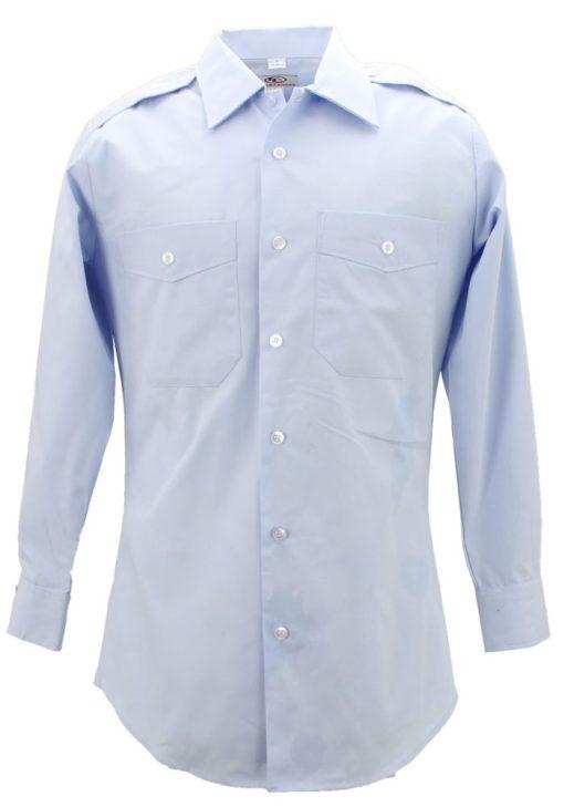 Light blue Polycotton Uniform Shirts