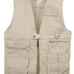 First Class Polycotton Tactical Vest