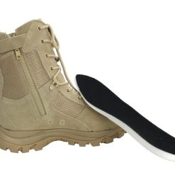 "8"" Ryno Gear Coolmax Tactical Combat Boots"