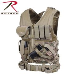 Rothco Cross-Draw MOLLE Tactical Vest