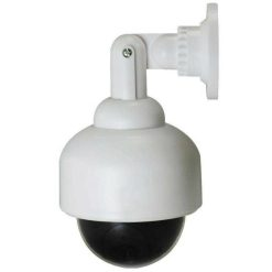 Dummy Dome Camera with LED Light