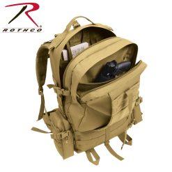 Rothco Global Assault Pack Tan 23520