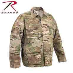 Rothco Camo BDU Shirt 2957