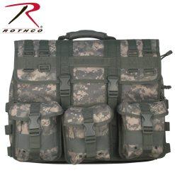 Rothco MOLLE Tactical Laptop Briefcase - A.C.U. Digital Camo