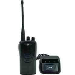 UA300 Compact Programmable UHF Two-Way Radio UA301 Compact Programmable VHF Two-Way Radio
