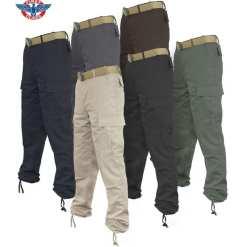 First Class Rip-Stop Tactical BDU Pants