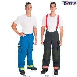 Topps Safety EP01 and EP02 EMS Pant lined with Stedair EMS Fabric