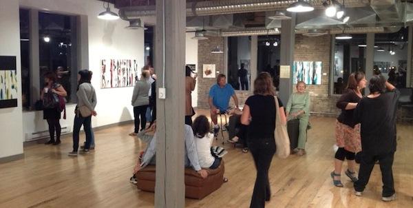 Flatlanders Studio Event