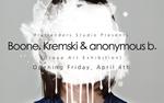 Boone, Kremski & anonymous b. Art Exhibition Opening @ Flatlanders Studio, 3rd Floor at WCV | Winnipeg | Manitoba | Canada