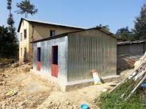 A new Earthquake proof home!