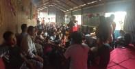 Inside the new Chhampi Vineyard
