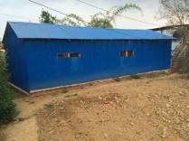 Chhampi Vineyard's new building