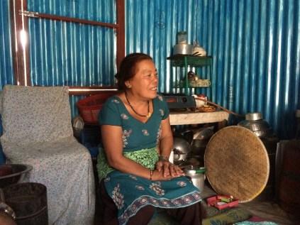 Thuli Amma's new home