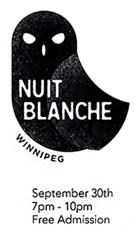 Nuit Blanche @ Winnipeg Centre Vineyard | Winnipeg | Manitoba | Canada