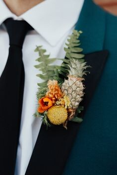 World Class Weddings boutonniere3 Love and Lapels.
