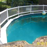 Sentry Safety Premium Guard Above Ground Pool Fence With 20 Flat Rate Shipping 08 Spans 1 A Abovegroundpoolsafety Com