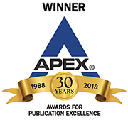 APEX Award 30th Anniversary 2018 Winner logo