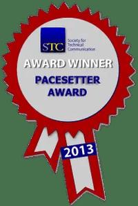 STC Pacesetter Community color ribbon