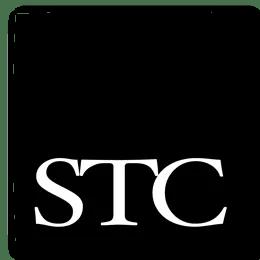 STC BW logo square