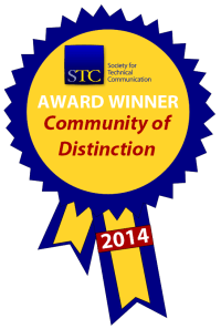 STC Community Achievement Distinction ribbon