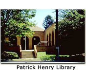 photo of Patrick Henry Library