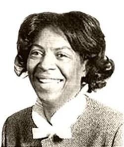 Photo of Shirley G. Carter