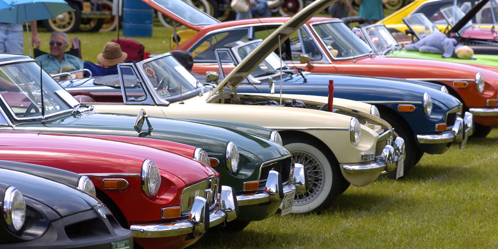 Vermont Antique and Classic Car Show - WDEV Radio