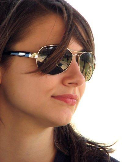 sunglasses closeup 1
