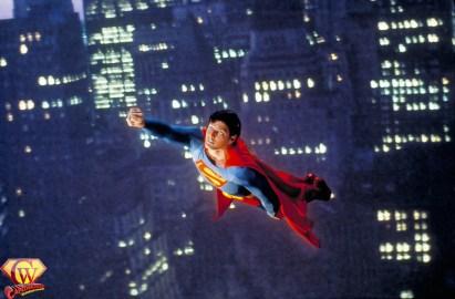 Superman Flying 2