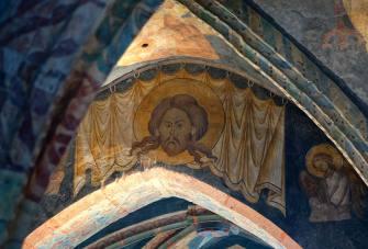 Freski w Kaplicy Zamkowej Trójcy Świętej w Lublinie