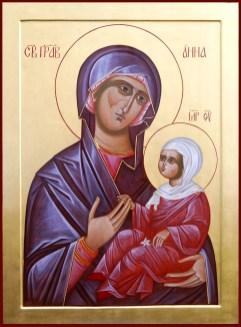 Ikona św. Anny