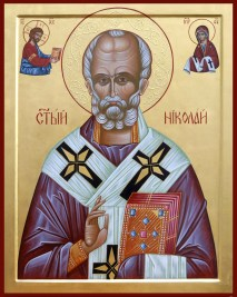 Ikona św. Mikołaja