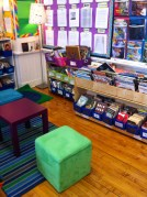 Each classroom has a high quality classroom library to give student access to quality literature each day.