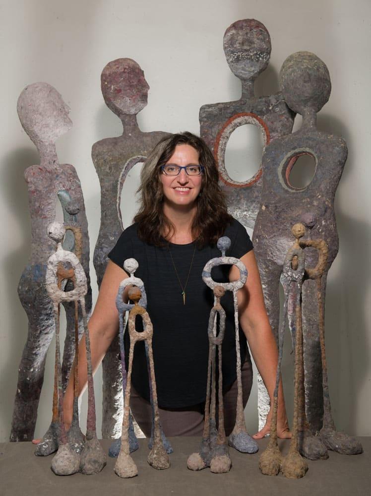 Artist Cheryl Capezzuti