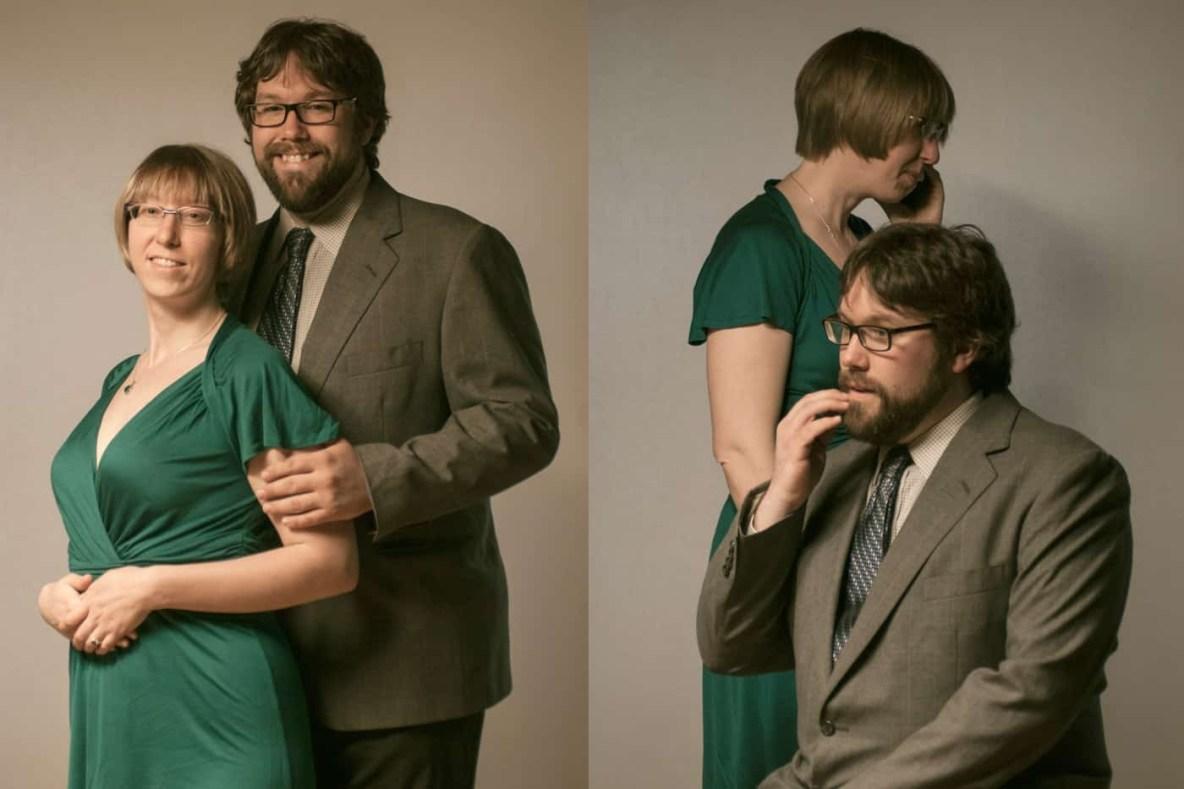 Fun Couples Portraits