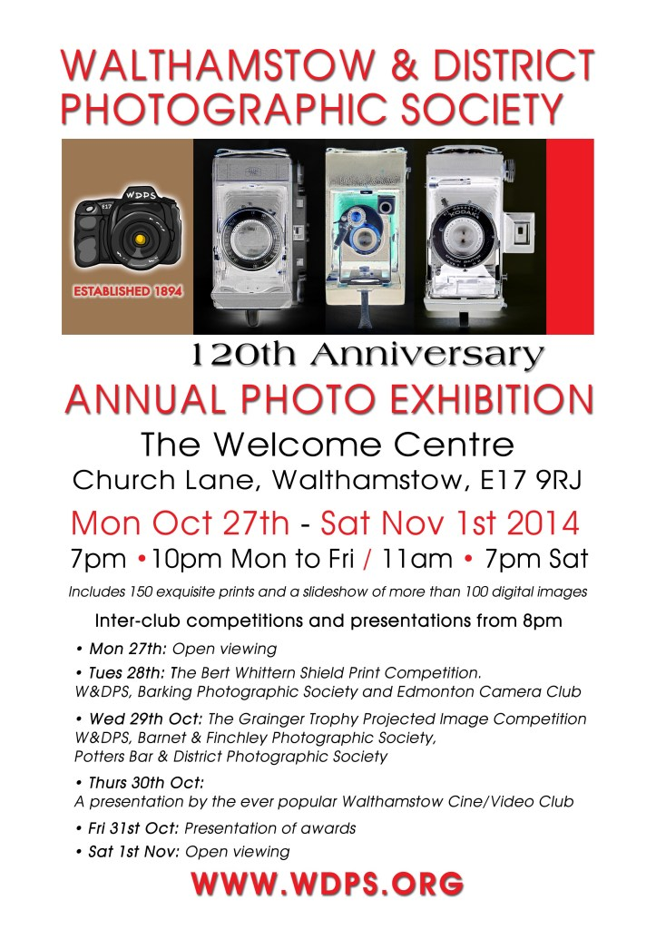 wdps annual exhibition 2014