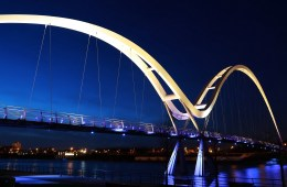 infinity bridge stockton