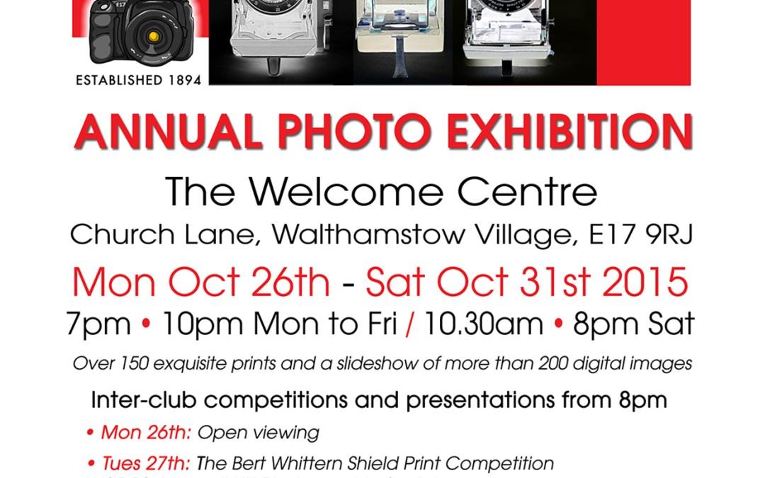 Annual Exhibition 2015