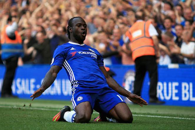 Victor Moses joins Spartak Moscow on loan