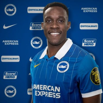 Brighton sign free agent Welbeck on one-year deal