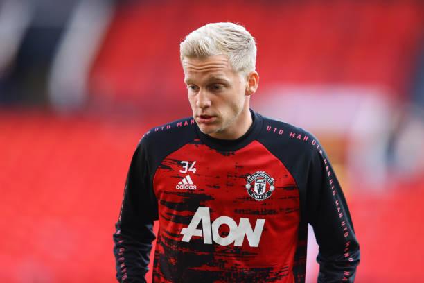 Transfer Rumours - Juve target Man Utd's Van de Beek