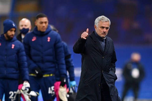 Mourinho aims jibe at Klopp and Guardiola over congestion complaints