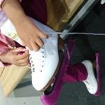 【子供の習い事】フィギュアスケートは何歳からでも楽しめますが、幼児は足のサイズが15cm位になってからです。