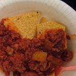 【インターナショナルスクール】バザー②多国籍な料理のことで、英語で話すきっかけが増えます。