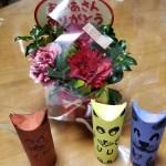 長女サプライズの母の日のプレゼント♪英語で工作!
