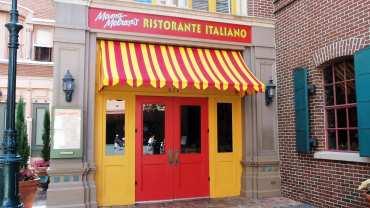 Mama Melrose Ristorante Italiano – There's good Italian food at Disney's Hollywood Studios.